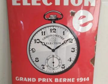 Antiguo Cartel Enlozado Election Germany