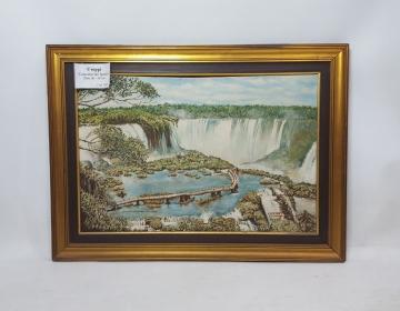 Oleo Greppi Cataratas Del Iguazu Cod 18576
